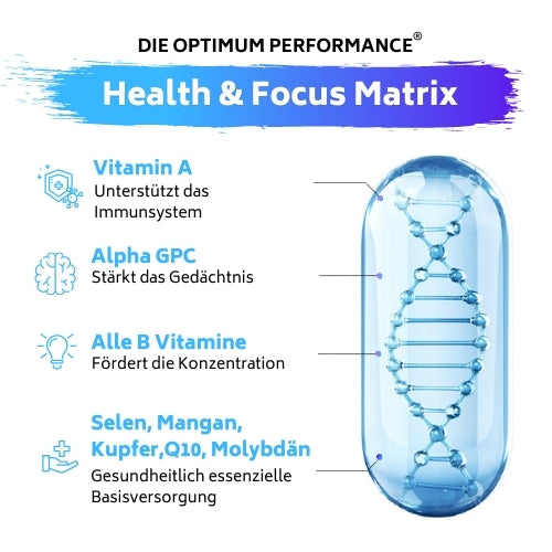 Health & Focus Matric