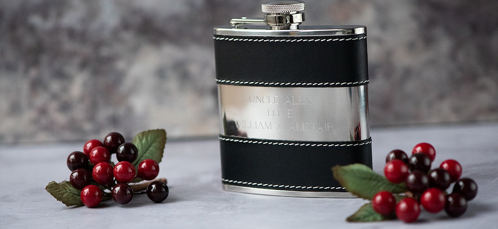 Top Five Tips for giving that perfect personalised gift for men