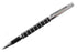 Black & Chrome Checker Rollerball Pen
