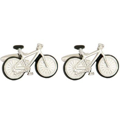 On Your Bike Cycling Cufflinks