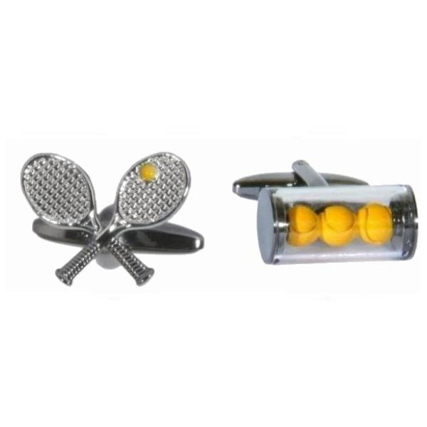 Ace Tennis Cufflinks