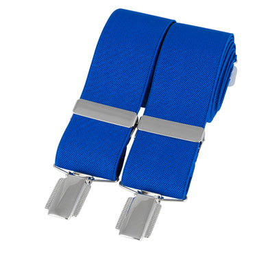 Churchill Royal Blue Braces