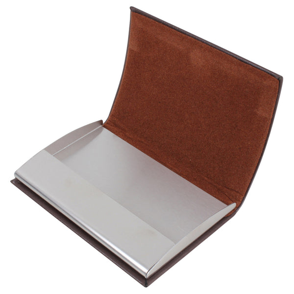Personalised Silas Brown Business Card Holder