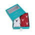 Royal Hart Stag Handkerchief Set