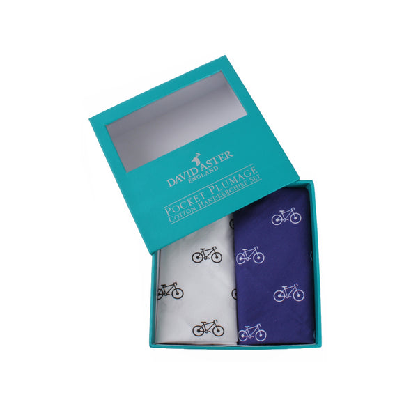 On Your Bike Cycling Handkerchief Set