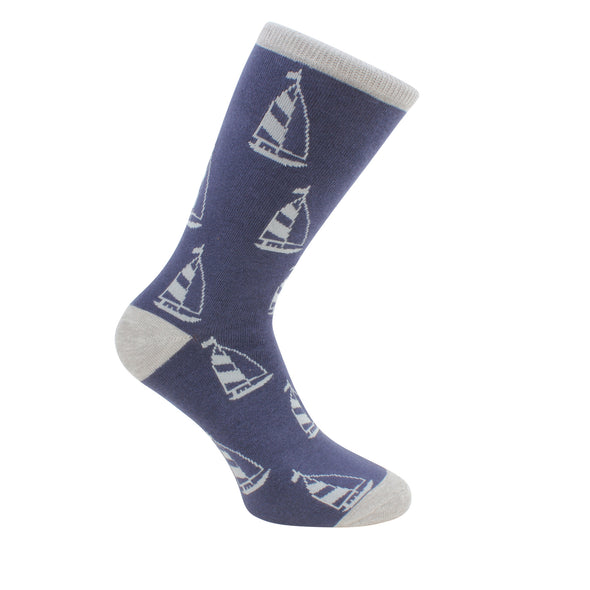Sail Away Socks