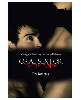 Oral Sex for Every Body Book