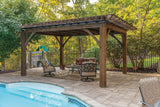 Timber Frame Pergolas