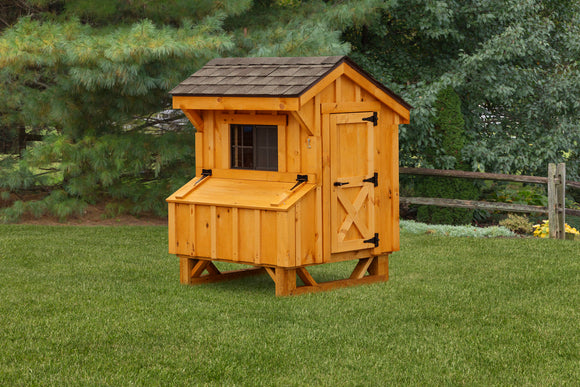 Value Quaker Chicken Coop
