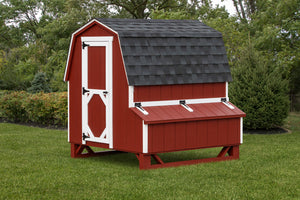 Dutch Chicken Coop