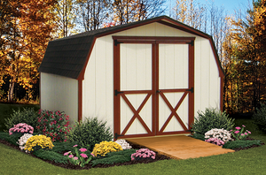 Economy Barn Storage Shed