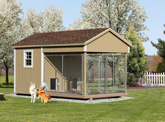 Commercial Dog Kennel