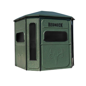 Redneck Buck Palace 6 x 6 Platinum 360 Hunting Blind