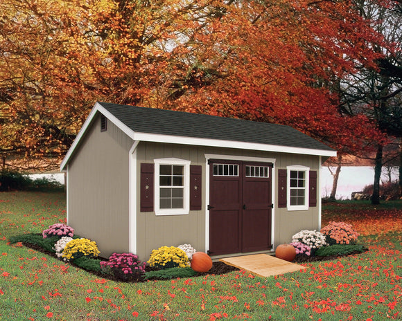Carriage Storage Shed