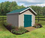 Silver Line Classic A Frame Storage Shed