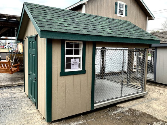 8X12 Elite Dog Kennel