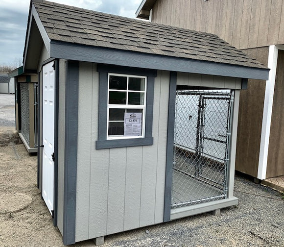 6X8 Elite Dog Kennel