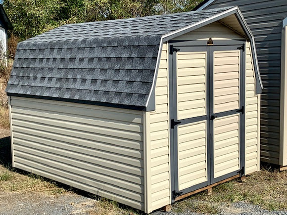 8 x 10 USED Vinyl Shed