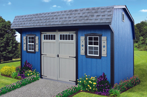 Star Series Dutch Colonial Storage Shed