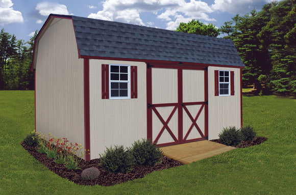 Silver Line Dutch Barn Storage Shed