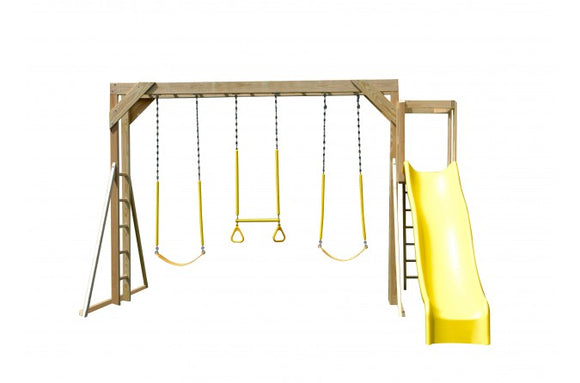 752-B 20 X 16 Wooden Swing Set