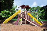 RL-10 CLIFF LOOKOUT Swing Set