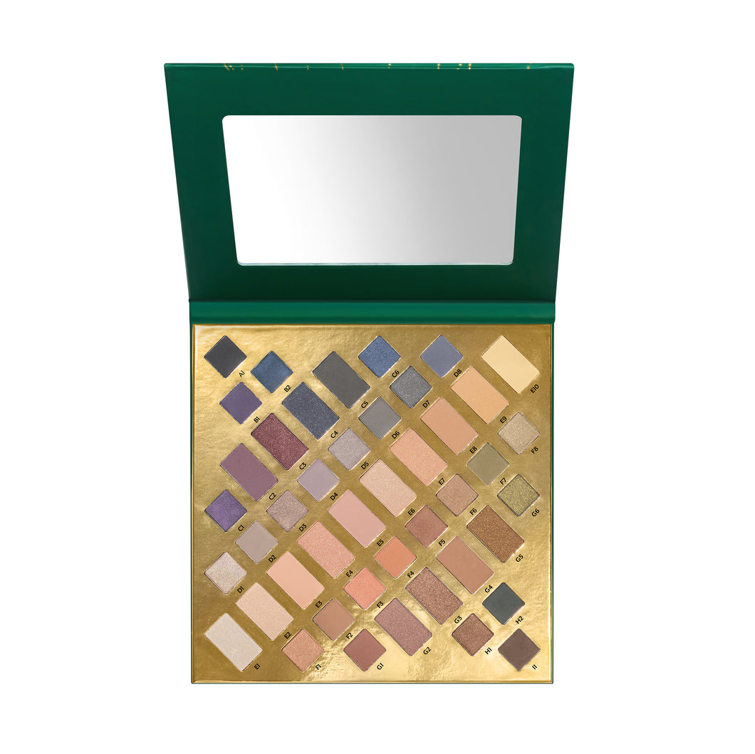 Emerald Blockbuster Eye Shadow Palette