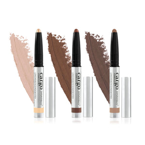 Swimmables™ Eye Shadow Sticks - Nudes Trio