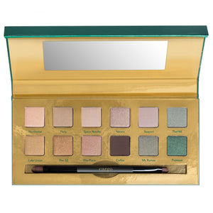Emerald City Eye Shadow Palette
