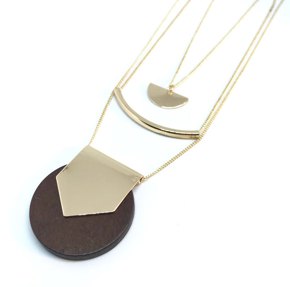 Ruma Layered Necklace