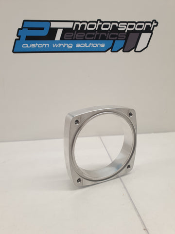 Throttle Body Adaptor - Bosch 74mm Weld On