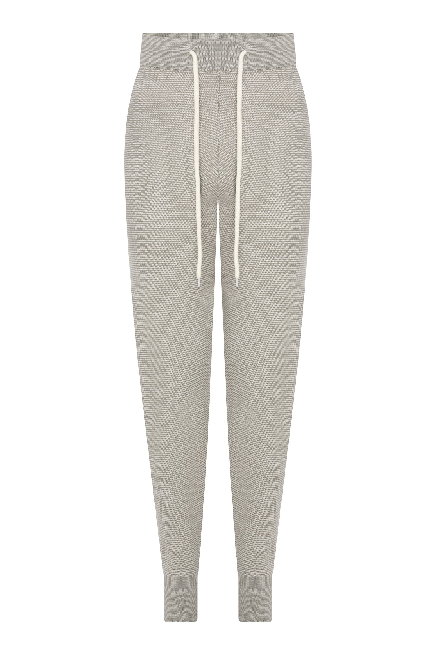 Alice Knit Sweatpants | Cobweb Silver
