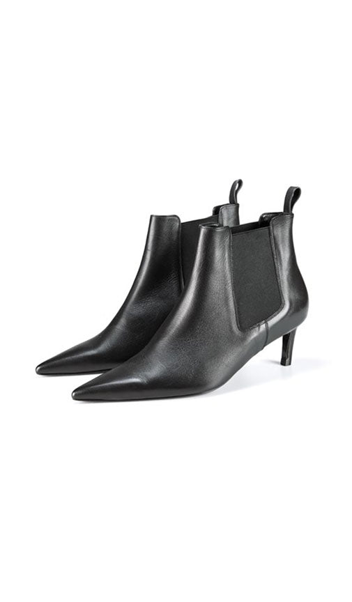 Anine Bing Stevie Boots in Black