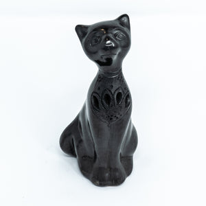 Black Clay Short Cat