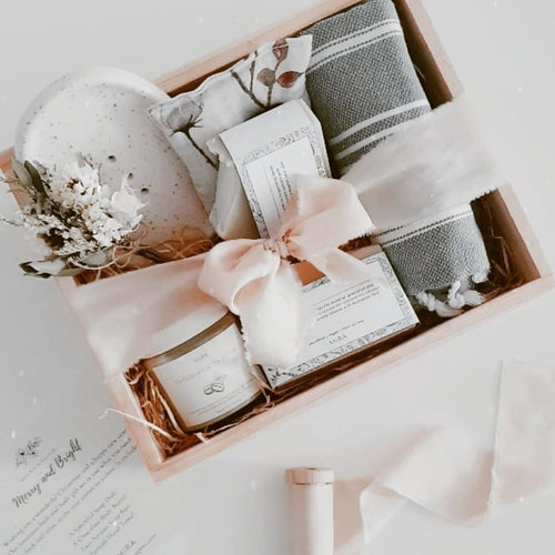 'Indulgence' Bath and Body Gift Set