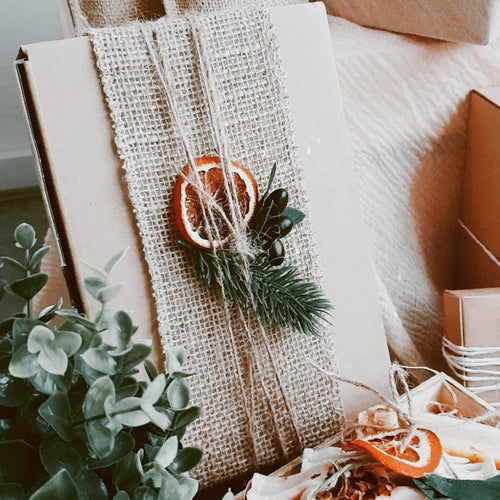 Create your Own Xmas gift box