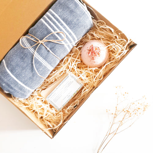Staycation gift box