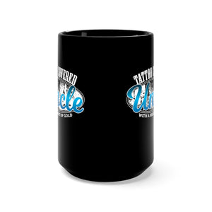 Tattoo Covered Uncle with a Heart of Gold - 15oz Mug