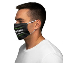 Load image into Gallery viewer, Connoisseur Of Sentence Enhancers - Snug-Fit Face Mask