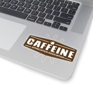 Caffeine Appreciation Association  - Stickers