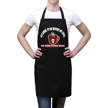 Load image into Gallery viewer, Not Saying I'd Die Without My Coffee, But Other People Might - Apron
