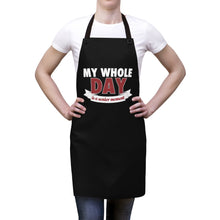 Load image into Gallery viewer, My Whole DAY Is A Senior Moment - Apron