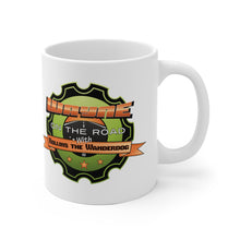 Load image into Gallery viewer, Wayne On The Road Badge - Mug