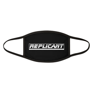 Replicant - Mixed-Fabric Face Mask