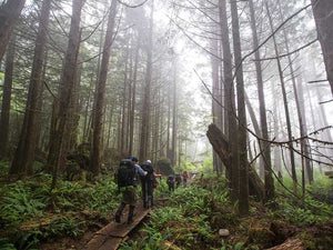 West Coast Trail with BCA Tours
