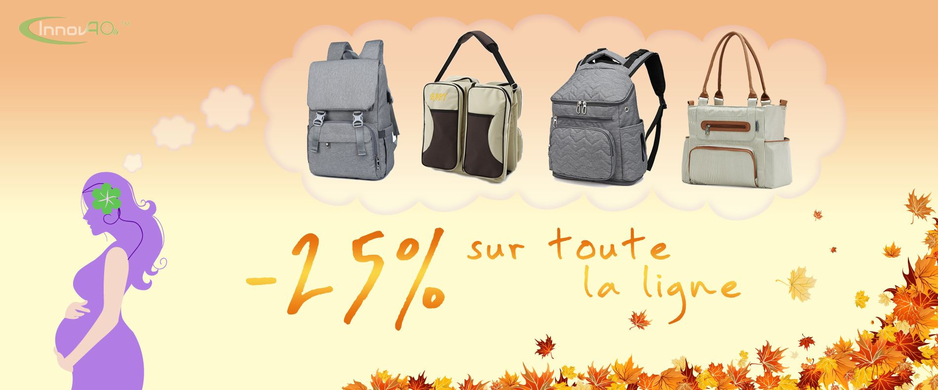 Black friday cyber monday innovao porte-bebe grignoteuse puericulture parent maman papa