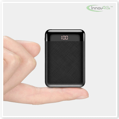 Babybat mini batterie 10000 mah dual usb recharger samsung iphone huawei tablette power bank innovao