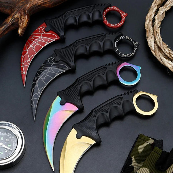 Karambit Claw Knife - CS:GO - Gamerz Swag