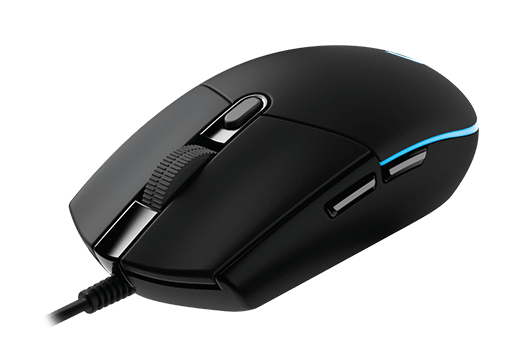 G102 Wired RGB Programmable Mouse - Gamerz Swag