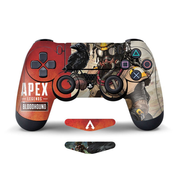 Apex Legends Sticker For PS4 Controller-2Pcs - Gamerz Swag